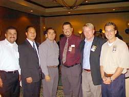 Marcos/Leonard/Ivan/Ruben/Bobby/Drew