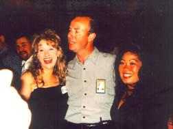 Ronda Foland, John Russo and Margie Shima